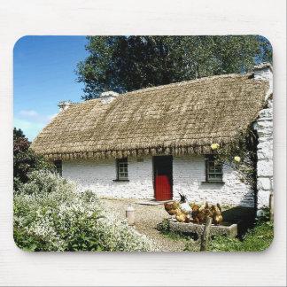 Irish Cottage Mouse Mat