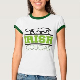Irish Cougar Shirts