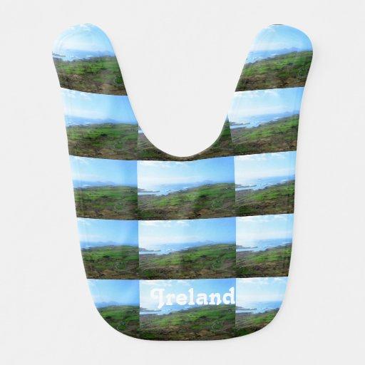 Irish Countryside Bib