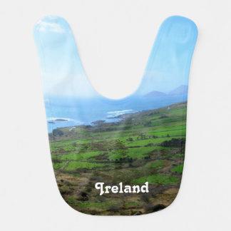 Irish Countryside Baby Bibs