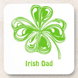 Irish Dad Beverage Coaster