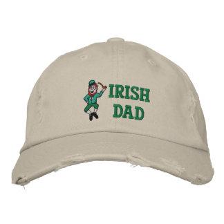 Irish Dad Embroidered Hat