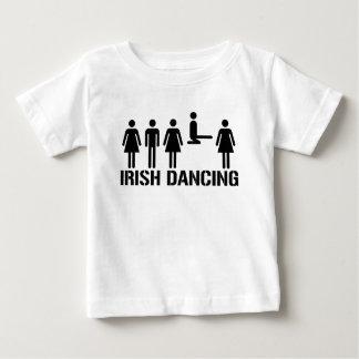 Irish dance boys & girls baby T-Shirt