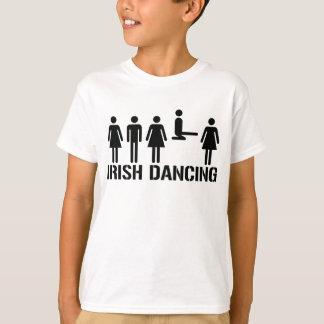Irish dance boys & girls T-Shirt