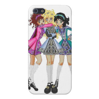 Irish Dance Case iPhone 5 Cover
