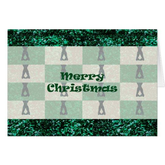 Irish Dance Christmas Card