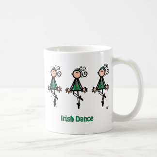 IRISH DANCE COFFEE MUG