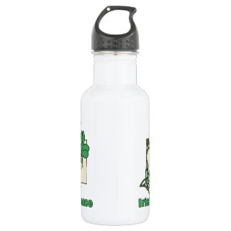 Irish Dance Heart 532 Ml Water Bottle