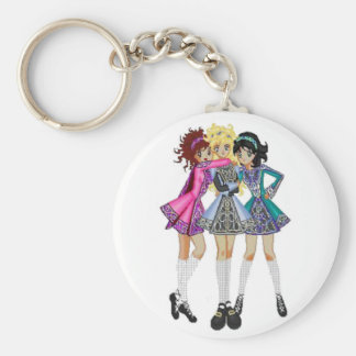 Irish Dance Keychain