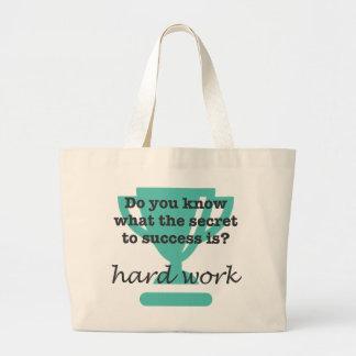 Irish Dance large tote bag - the secret to success