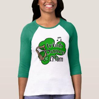 Irish Dance Mum Raglan T-Shirt