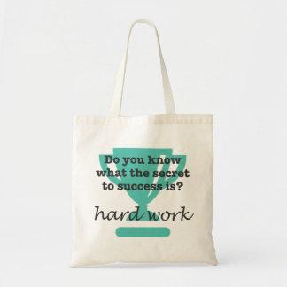 Irish Dance small tote bag - the secret to success