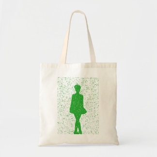 Irish Dancer Budget Tote Bag
