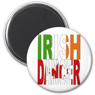 Irish Dancer  Canada [2] Fridge Magnets