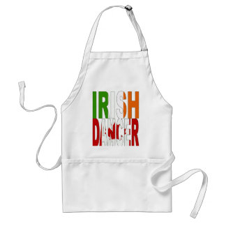 Irish Dancer - Canada Standard Apron