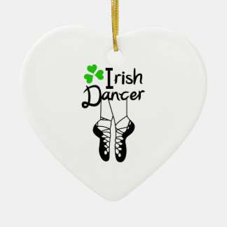 Irish Dancer Christmas Ornament