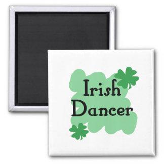 Irish dancer fridge magnet