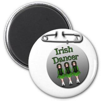 Irish Dancer Magnet