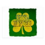 Irish Dancer Post Cards