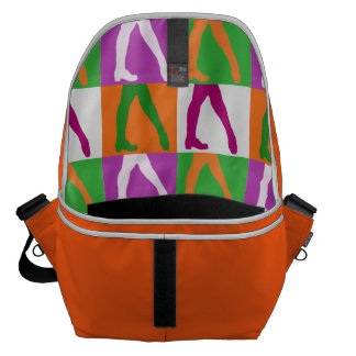 Irish Dancers Commuter Bag