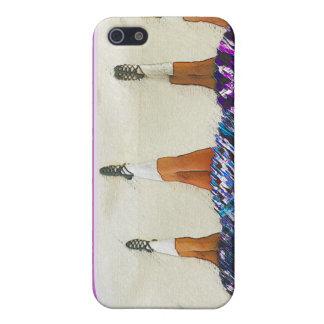 Irish Dancers iPhone 5 Covers