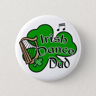 Irish Dancing Dad Badge