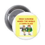 irish dancing pin