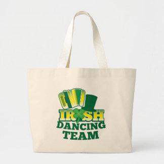Irish Dancing TEAM Canvas Bag