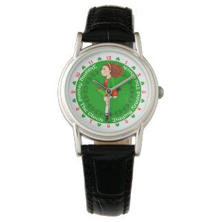 Irish dancing watch
