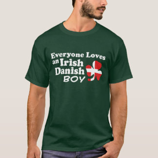 Irish Danish Boy T-Shirt