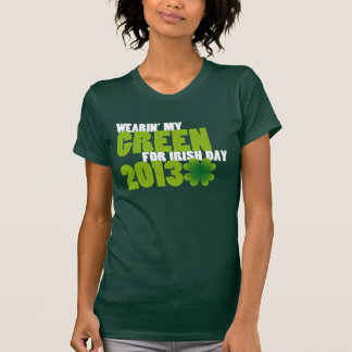 Irish Day 2013 Tee Shirt