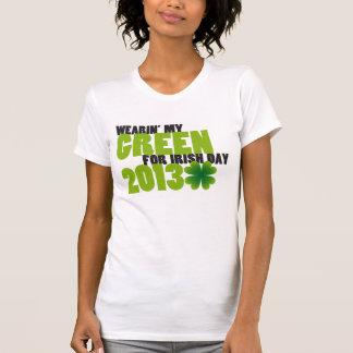 Irish Day 2013 Tshirt