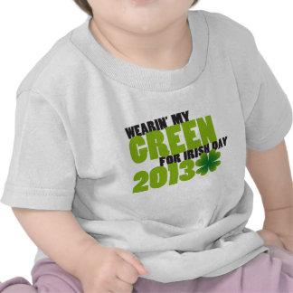 Irish Day 2013 T Shirts