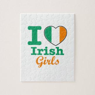Irish design puzzle