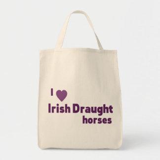 Irish Draught horses Bags