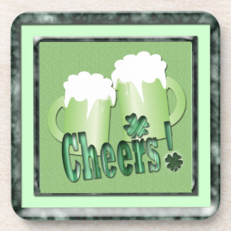 Irish Drink Drink Coaster
