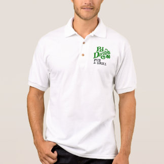 iRISH DRINKING CREW Polo Shirt