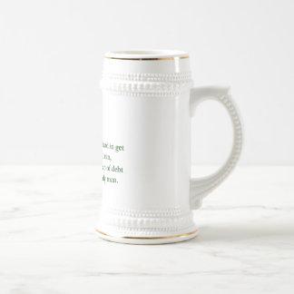 Irish Drinking Saying 2 - Stein/Mug