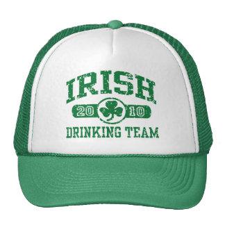 Irish Drinking Team 2010 Trucker Hats