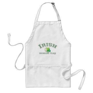 Irish Drinking Team Aprons