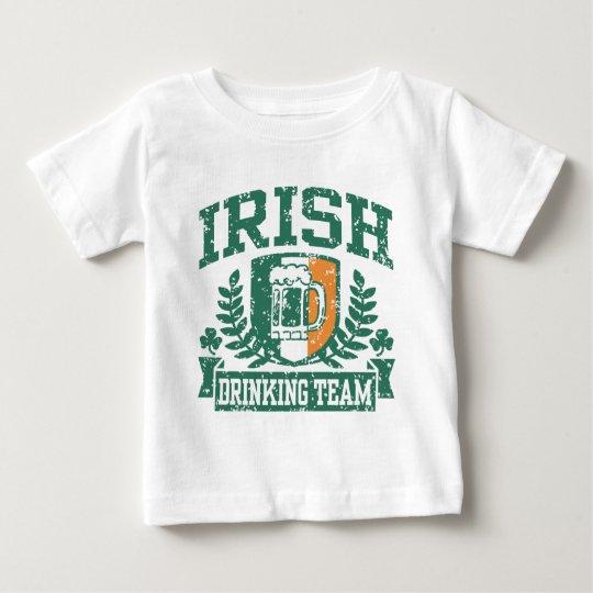Irish Drinking Team Baby T-Shirt