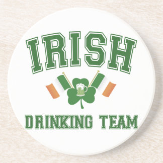 Irish Drinking Team coasters