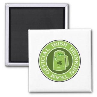Irish Drinking Team Refrigerator Magnets