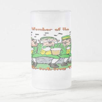 Irish Drinking Team Coffee Mugs