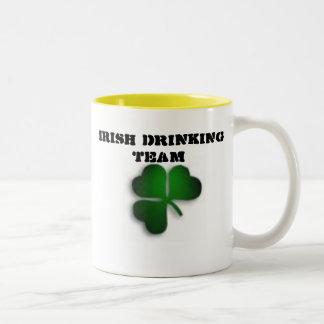 Irish Drinking Team Mug