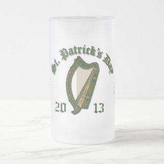 Irish DRINKING TOASTS - Stein - 2 Mugs