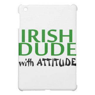 Irish Dude With Attitude iPad Mini Cover