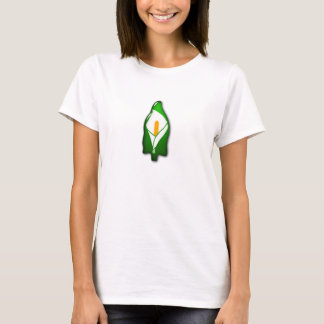 Irish Easter Lily Rising 1916 Womens TShirt