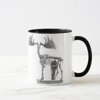 irish elk 3 mug