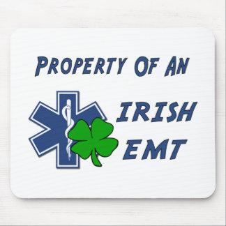 Irish EMT Property Mouse Mat